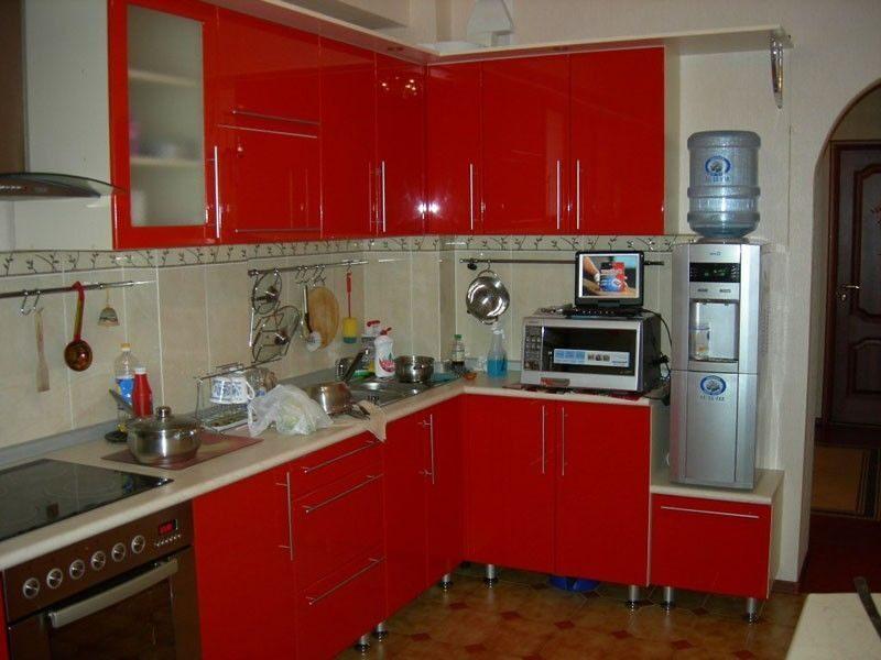 Фото кухонь 9 кв. м..