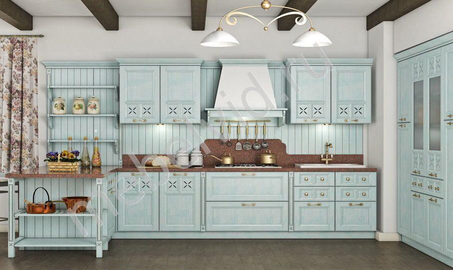 кухня прованс кухни на заказ фотокаталог цены фото заказать дизайн