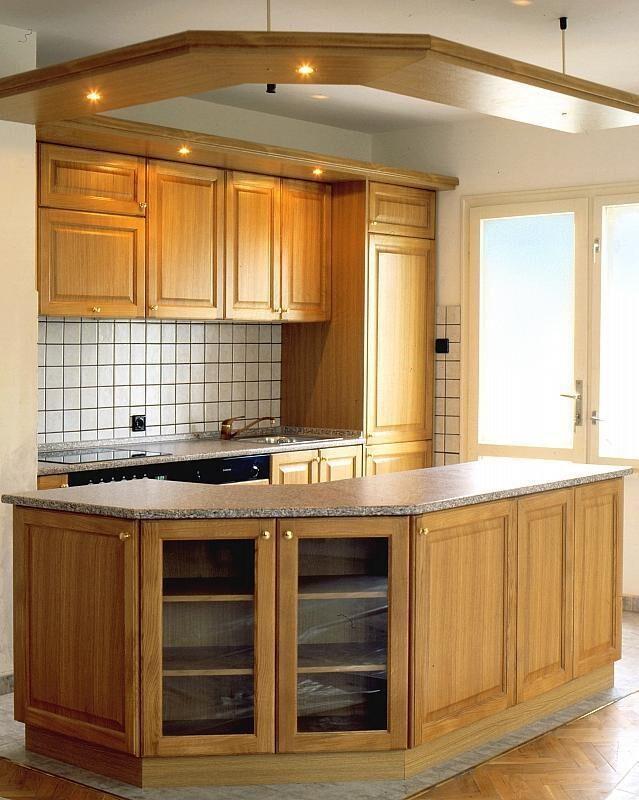Кухня своими руками на дачу с барной стойкой