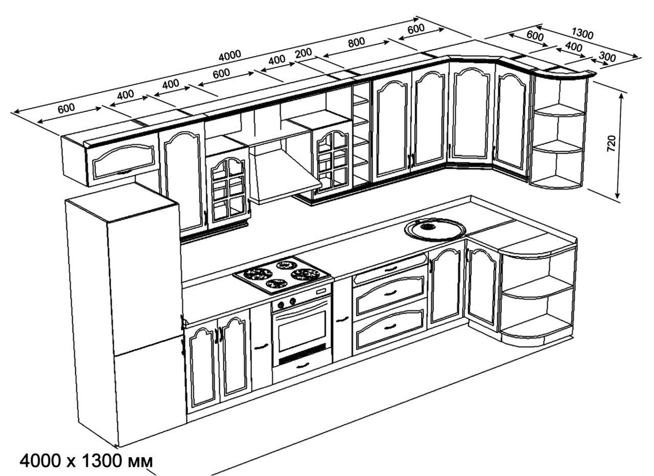 мебель для кухни фото Жуковский