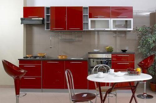 кухни в малогабаритной квартире фото дизайн #15