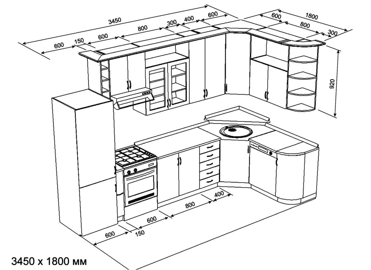 кухня лагуна фото трио астана