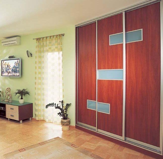 Шкаф купе в прихожую с комбинированными дверями фото шкаф ку.