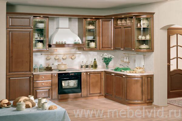 кухня позитано фото