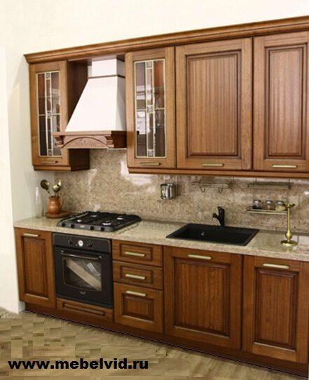 Кухня классическая рафаэль кухня