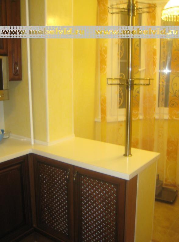 Барная стойка на кухне виктория кухни фото галереЯ выполненн.