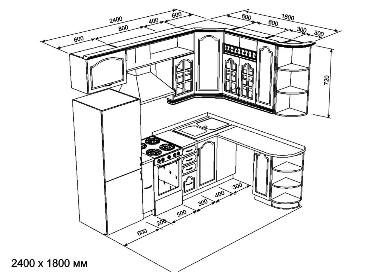 носить проектирование кухни угловой картинки зум-объективов часто указывают