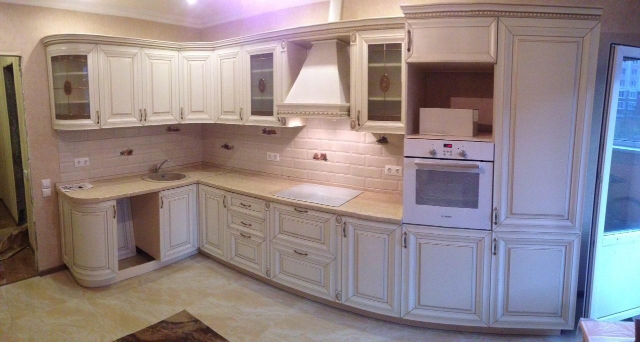 кухня леонардо фото в квартире пути, фото